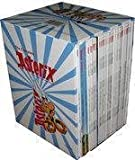 img - for Asterix Comics (Graphic Novels) Box Set of 34 Titles book / textbook / text book
