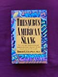 Thesaurus of American Slang (0062720104) by Chapman, Robert L.