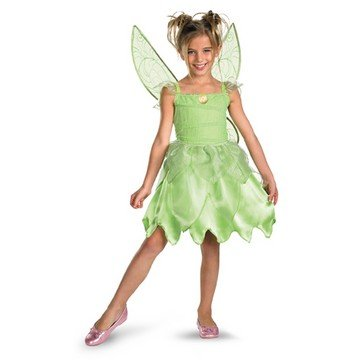 Tink and the Fairy Rescue Costume - Medium