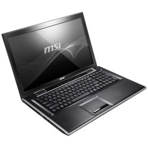 "MSI, MSI FR720-001US 17.3"" LED Notebook - Core i3 i3-2310M 2.10 GHz - Metallic Gray, Black (Catalog Category: Computer Technology / Computer Systems)"