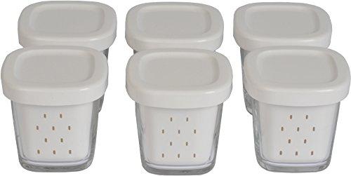 seb-xf100001-delices-6-joghurtglaser-mit-grauen-deckeln-inkl-abtropfschale