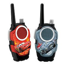 Disney Pixar Cars 2 - Walkie Talkie - McQueen & Finn