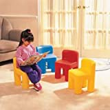 Little Tikes Rainbow Chairs