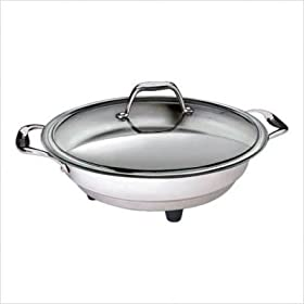 "16"" Classic Electric Skillet"