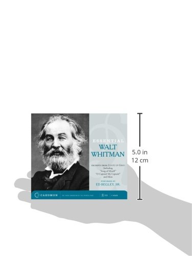 reading response whalt whitman Brain pickings remains free (and ad-free) savor james earl jones reading whitman and this superb homage to the cosmos in a mashup of whitman and nasa.