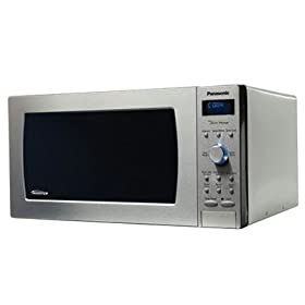 New Panasonic 2.2cf Microwave- SS