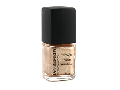 Dr.'s Remedy Enriched Nail Polish - Glee Gold by Dr.'s Remedy