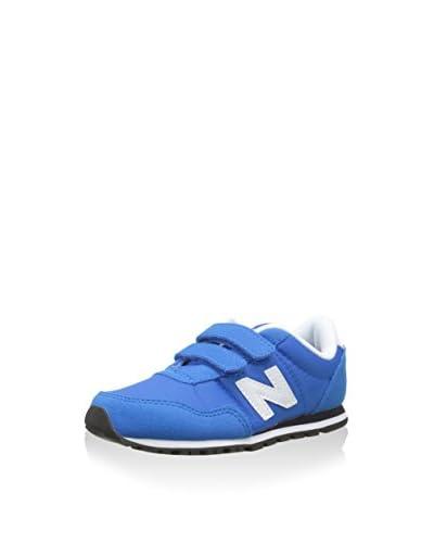 New Balance Sneaker NBKV396BLI [Blu/Bianco]