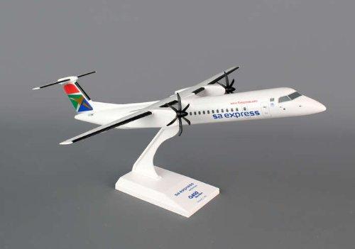 1: 100 スカイマークス South African 航空 Dash 8-400 SA エクスプレス (並行輸入)