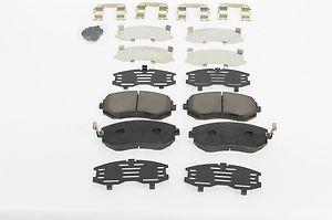 Genuine Subaru Brake Pads