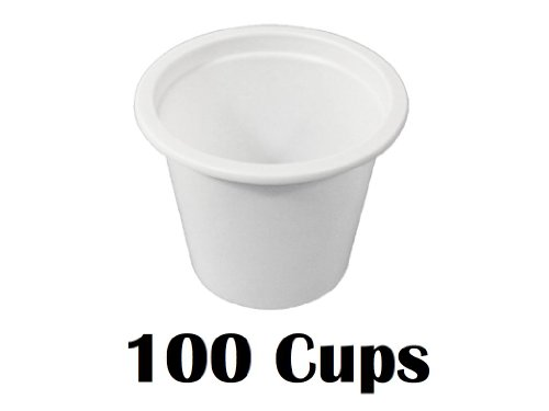My-Cups - Cups For Keurig K-Cup Brewers (100 Cups)