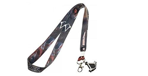 Assassins Creed Syndicate Lanyard Keychain ID Badge Holder