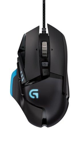 LOGICOOL G502 チューナブル ゲーミングマウス