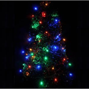 Innoo Tech** 3m Battery LED String Light, 30 Multi-color Leds for Weddings, Christmas Parties and House Gardens.