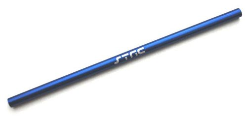 ST Racing Concepts ST6855B Aluminum Center Main Driveshaft Slash 4 x 4, Blue