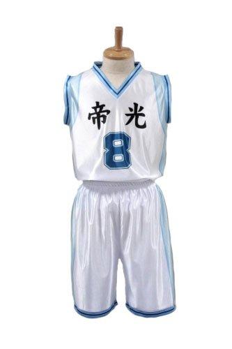 Kurokos Basketball anime Kaiser Licht mittlere Schuluniformen Kise L