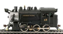 HO 0-6-0T w/DCC & Sound, CPR (Ho Scale Canadian Pacific Engine compare prices)