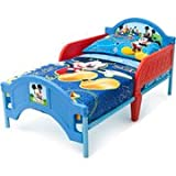 Disney Mickey Mouse Toddler Bed & Bedding Bundle