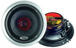 Boss CH1623 Chaos Series 6.5-Inch 3-Way Speakers
