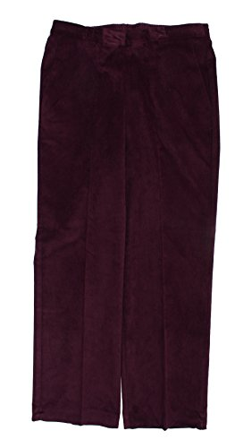 Alfred Dunner Women's Sierra Madre Classic Proportioned Fine Wale Cord Pants (16 Petite Medium) (Alfred Dunner Classics compare prices)