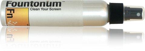 Fountonium Screen Cleaning System