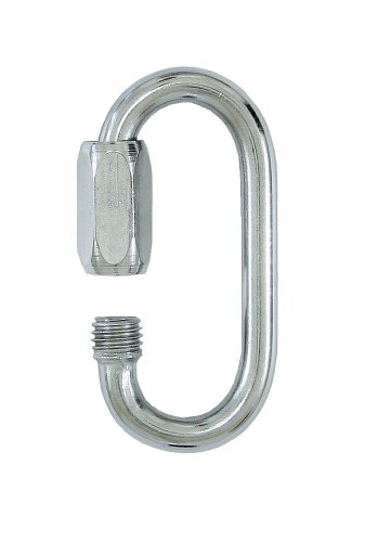 Lehigh 7441-12 1/4-Inch by 2-1/4-Inch 1,200-Pound Stainless Steel Quick Link
