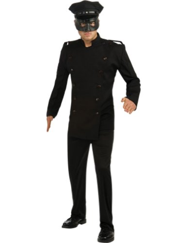 Adult-costume Green Hornet Kato Adult Costume Deluxe Xl Halloween Costume