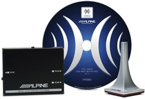Ktx-100Eq - Alpine Sound Tuning Kit For Cda-9887 Cd Receiver