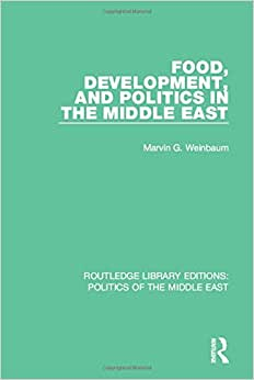 Routledge Library Editions: Politics Of The Middle East: Food, Development, And Politics In The Middle East