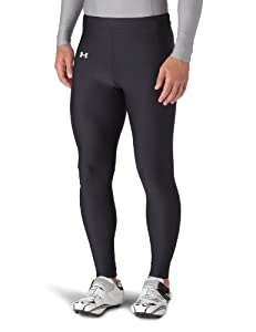 Under Armour ColdGear Compression Evo Compression Men's Leggings - Black, S