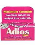 Adios Max Maximum Strength Weight Los...