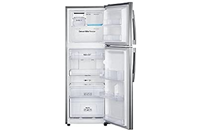Samsung RT27JSMSASZ Frost-Free Double-Door Refrigerator (181 Ltrs, 3 Star Rating, Tender Lily Silver)