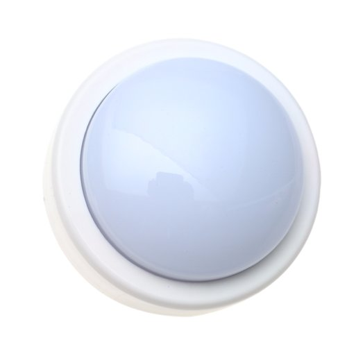 American Tack 73060  White Mini Moon Tap Light