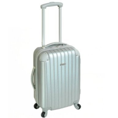 Karabar Cabin Approved Hard Sided Suitcase 55 x 38 x 20 cm all parts included