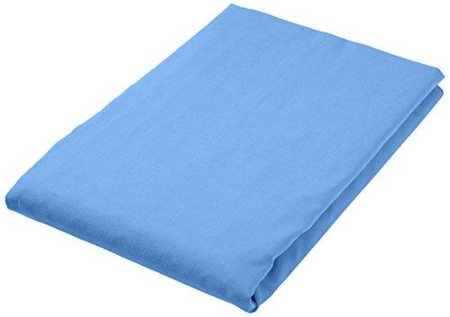 AmazonBasics - Asciugamano da bagno in microfibra, Blu