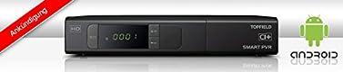Topfield CI+ Urban HDTV Sat Twin PVR inkl. 500 GB Festplatte