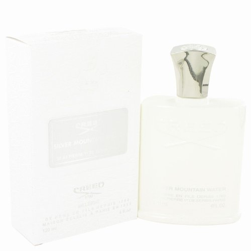 SILVER MOUNTAIN WATER by Creed Men's Millesime Spray 4 oz - 100% Authentic by Creed