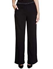 Per Una Roma Wide Leg Trousers
