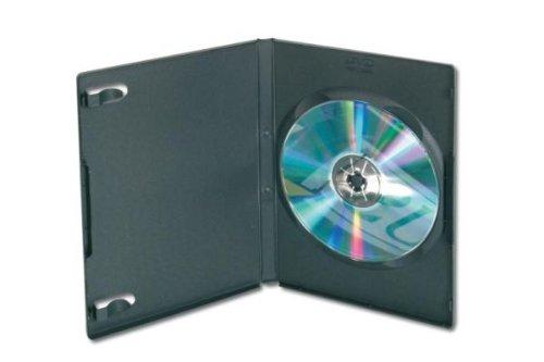 Digitus CD-ROM- und DVD-Hüllen DVD/CD plus Begleitblatt [DA-DVD-SC]