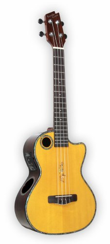 Riptide Ecut-2V Tenor Acoustic/Electric Ukulele - Vintage Finish