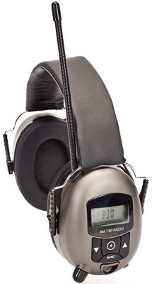 MP3AM/FM Hear Protector, Package of 4