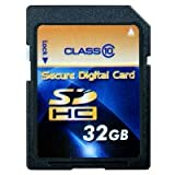 PHISON SDHCカード 32GB Class10 ケース付 SDHC10X32G