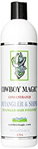 Charmar Land and Cattle Cowboy Magic  Shine Detangler for Horses, 1-Pint