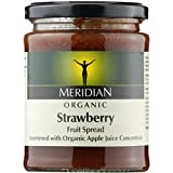 Meridian Org Strawberry Fruit Spread 284g - CLF-MER-10337050