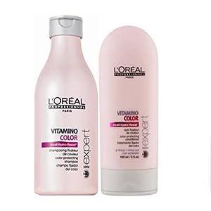 L'Oreal Professionnel Paris Vitamino Color Shampoo & Conditioner
