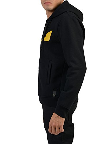 fendi-mens-fy07968ckqa1-yellow-black-wool-sweatshirt