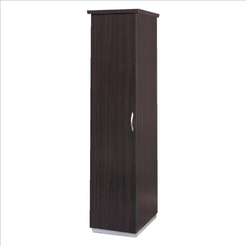 DMi Pimlico Laminate Left Single Wardrobe