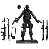 G.I. Joe Pursuit of Cobra 3 3/4 Inch Action Figure Snake Eyes Version 8