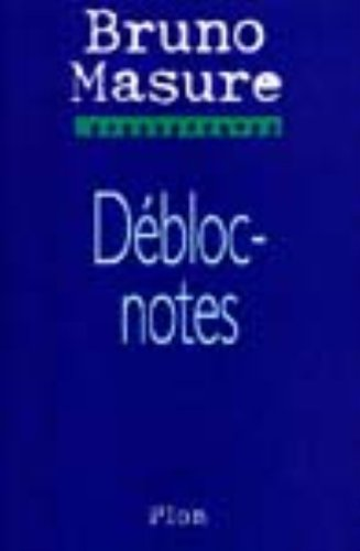 Débloc-notes