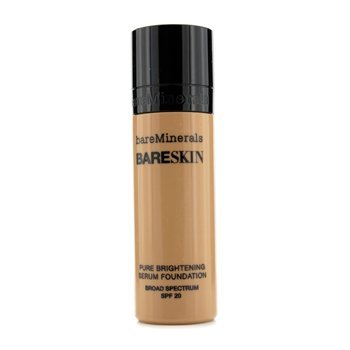Bare Escentuals BareSkin Pure Brightening Serum Foundation SPF 20 - # 11 Bare Latte 30ml/1oz